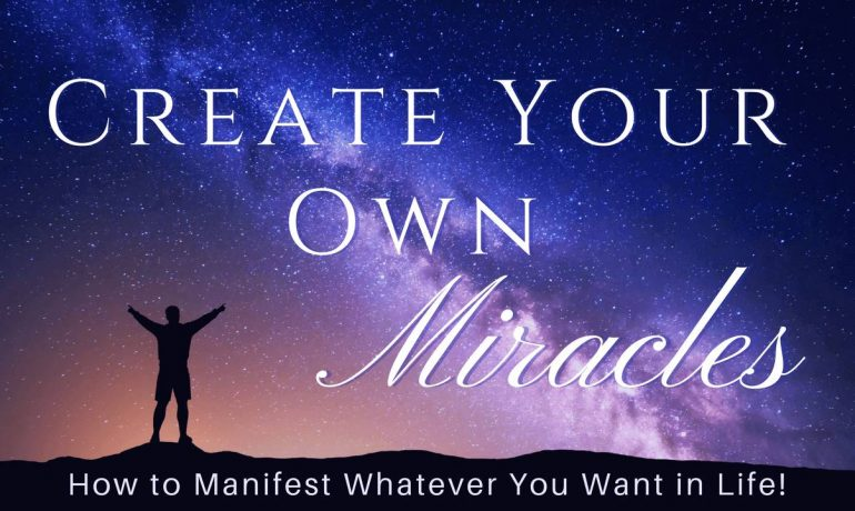How you can use your intuition to create miracles in life