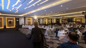 Forum of Innovation and Industry of the Future – Ras Al Khaimah 2019 #EFSD #ManahelThabet #YemenRestoration #YemenDevelopment #Economist #Cairo2019 #ManahelThabet #MindMapping #30SmartestPeopleAlive #Superscholar #MindMapping #Economist #100mostpowerfulWomenintheMiddleEast #500ArabsintheWorld #BrainoftheYear2015-2016 #GeniusoftheYear2013 #AvicennaAwardLaureate