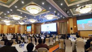Manahel Thabet PhD President of Economic Forum for Sustainable Development participated in IBPC Dubai- Leadership Summit 2019 - February 24, 2019 #ManahelThabet #Economist #100mostpowerfulWomenintheMiddleEast #IBPC #LeadershipSummit2019
