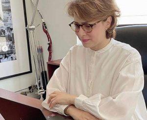 Manahel Thabet الدكتورة مناهل ثابت
