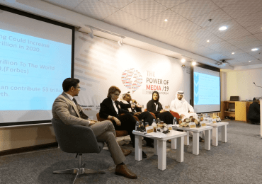 AUE 1st Media Forum - American University in the Emirates - 2019 2