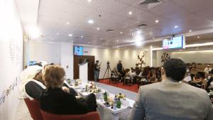 AUE 1st Media Forum - American University in the Emirates - 2019 4