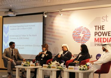 AUE 1st Media Forum - American University in the Emirates - 2019 6