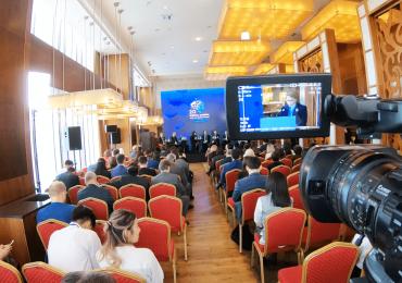Digital Agenda Into the Globalization 2.0, Almaty 2019 10