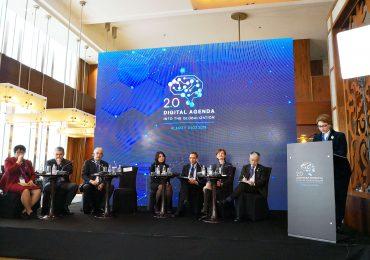 Digital Agenda Into the Globalization 2.0, Almaty 2019 3