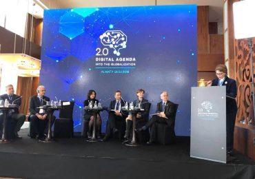 Digital Agenda Into the Globalization 2.0, Almaty 2019 6