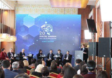 Digital Agenda Into the Globalization 2.0, Almaty 2019 7