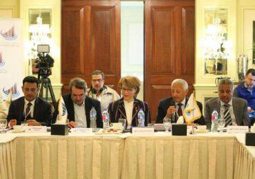 Economic Leadership Workshop in Cairo, Egypt April 1-3, 2019 24