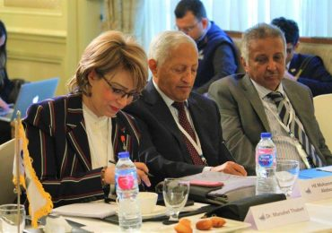 Economic Leadership Workshop in Cairo, Egypt April 1-3, 2019 25