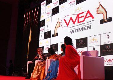 WEA (Women Excellence Awards) -2019 2